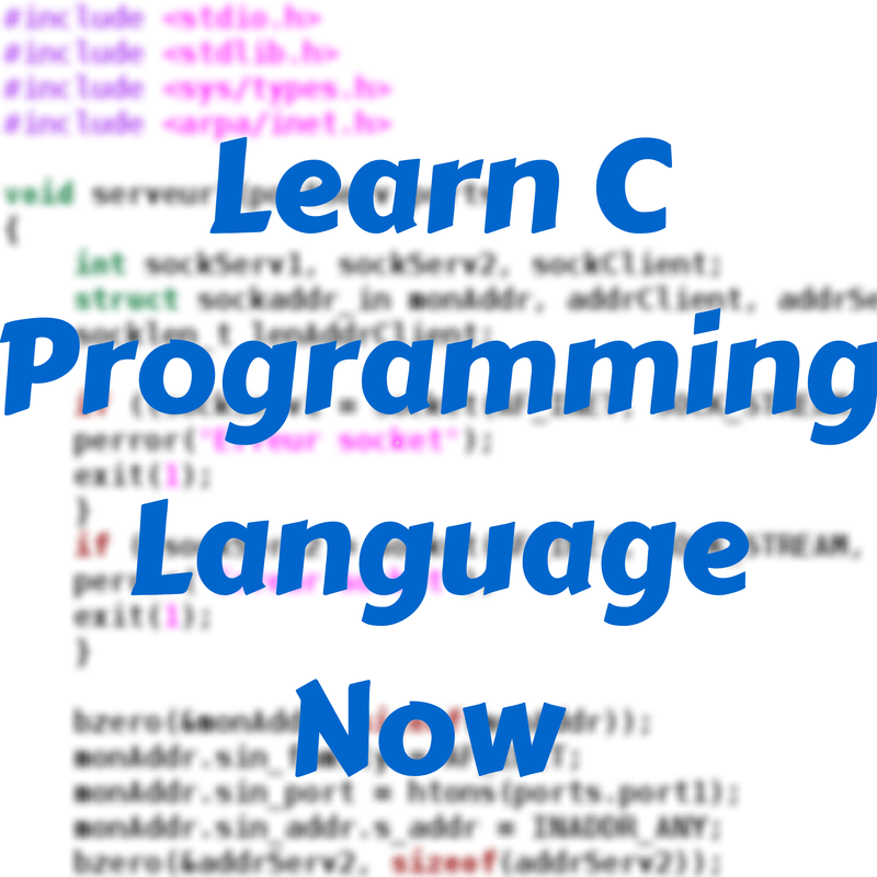 Online C Programming Course