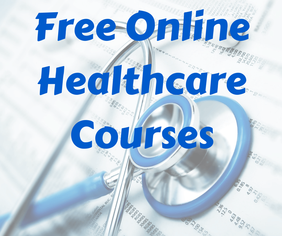 Free Online Healthcare Courses